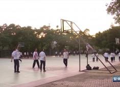 【聚焦晋江】校园体育的春天来了