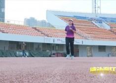 【感動晉江】快樂跑者 蔡珊珊