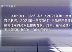 晋江财经报道2021-04-26